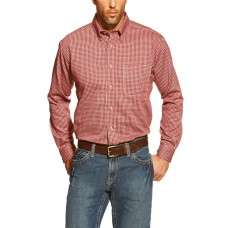 Ariat Men's Flame Resistant Bell Work Shirt- Big and Tall Business on style WVKK68721