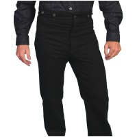 Wahmaker by Scully Canvas Saddle Seat Pants - Tall Shop Q0A391227