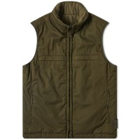 Men Gilets High Stone Island Reversible Insulated Ghost Vest BVZF309